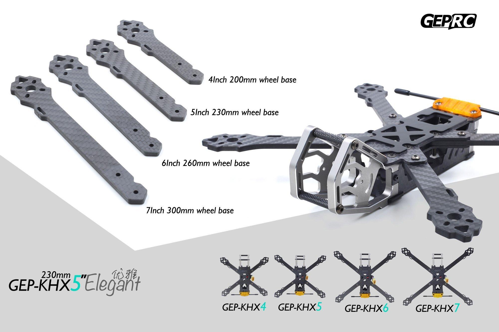 GEPRC KHX5 Elegant frame